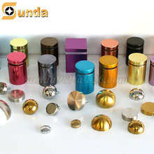 Different Material Hot Sale Glass Panel Standoff Spacer