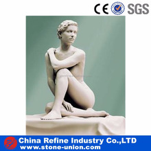 Natural stone statues and marble sculpture