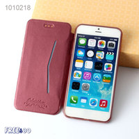 2016 4.7'' Credit Card Slots TPU Leather Mobile Phone Soft Case for iphone 6/6s/plus