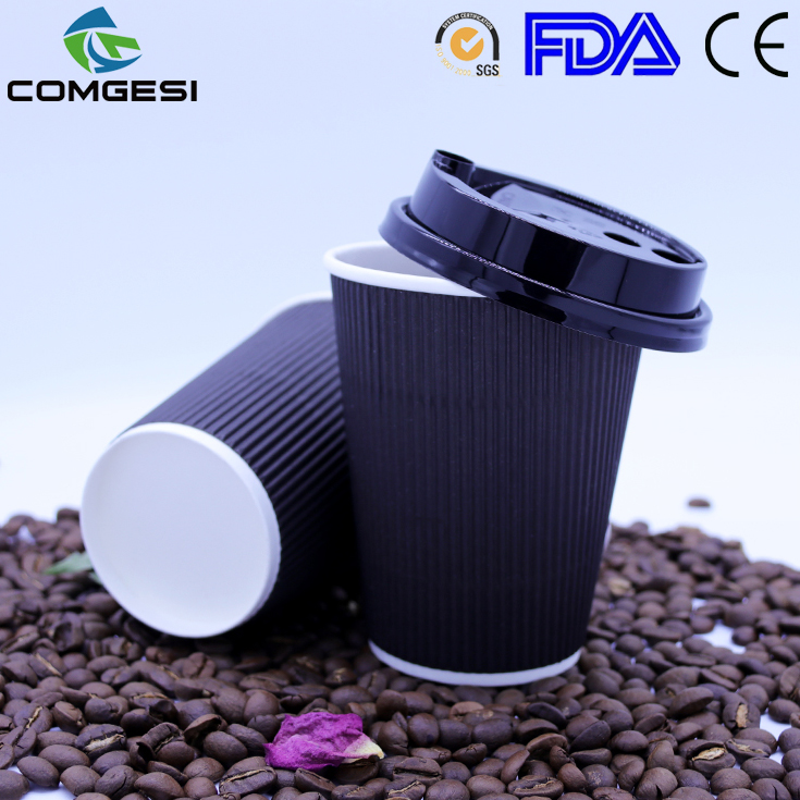 takeaway coffee cups and lids_hot beverage takeaway coffee cups and lids_logo print takeaway coffee cups and lids