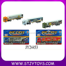 1:87 Scale Toy Diecast Container Metal Truck For Sale