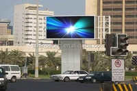 roll up led screen/custom size led screen/p16 outdoor led tv advertising screen billboard