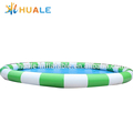 2018 giant round shape inflatable pvc swimming pool for water toys