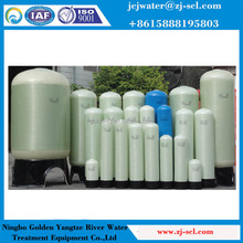 Fiber Reinforce Plastic Water Treatment Sand / Carbon Filter Housing High Quality Pressure Vessel
