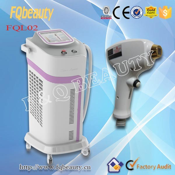 New Diode laser permanent hair removal 808nm laser diode with Users Manual