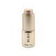 2019 15ml 20ml 30ml aluminum press dropepr electroplating matte gold glass cosmetic packaging tube bottle cosmeticspackaging