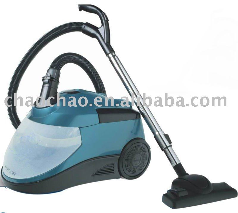 Aqua filter vacuum cleaner for both wet and dry use/Water filtration vacuum cleaner/H2O vacuum cleaner