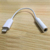 2016 headset Charge cable for iPhone7&plus to 3.5 mm earphone Jack Audio Cable Adapter Cable