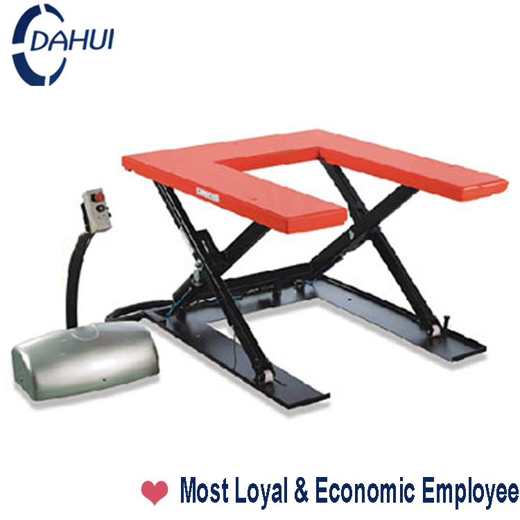 High quality heavy-duty 1000kg static electric Table Lifter