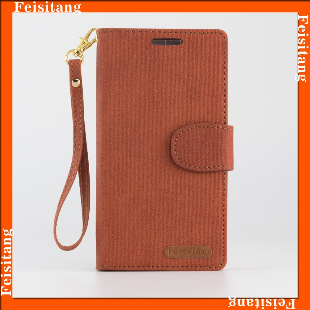 For Samsung Galaxy note2 Mobile phone case PU leather phone case