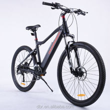 Diamondback electric downhill bicycle with hidden battery