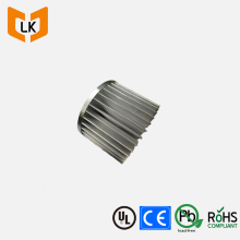 China aluminum pin fin led lamp heatsink