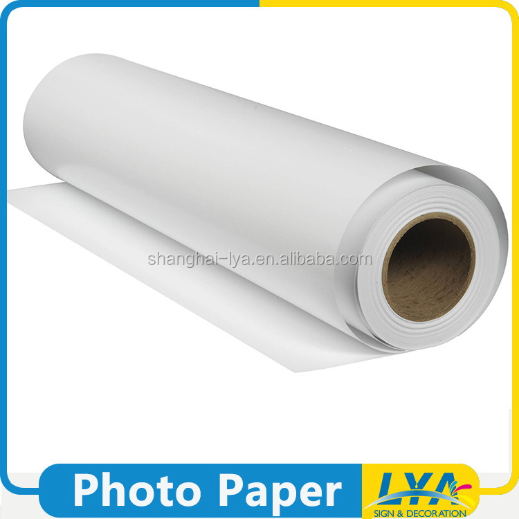 new design new arrival inkjet thermal matte photo paper