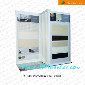 CT019 Granite Sample Display Rack/ push-pull cabinet/marble / artifical stone display rack