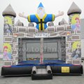 Custom inflatable bounce house inflatable castle A1084