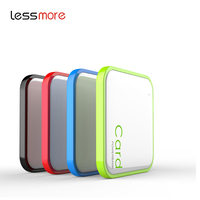 2600mAh New Arrival Super Slim Credit Card Power Bank for charging with CE FCC ROSH
