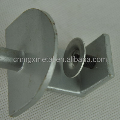 OEM Stamping And Welding 5mm Thick F-Shape Metal Table Clamp