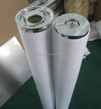Alternative Pall liquid gas coalescer Filter LCS4H1AH for cooking oil filter machine