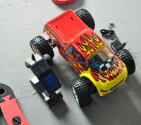 New Product 1:10 Scale High Speed Electric Cartoon Racing Car