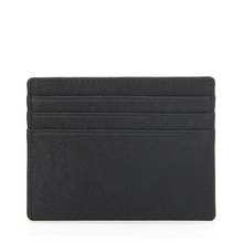 Durable Leather Europe Credit Card Holder Wallet