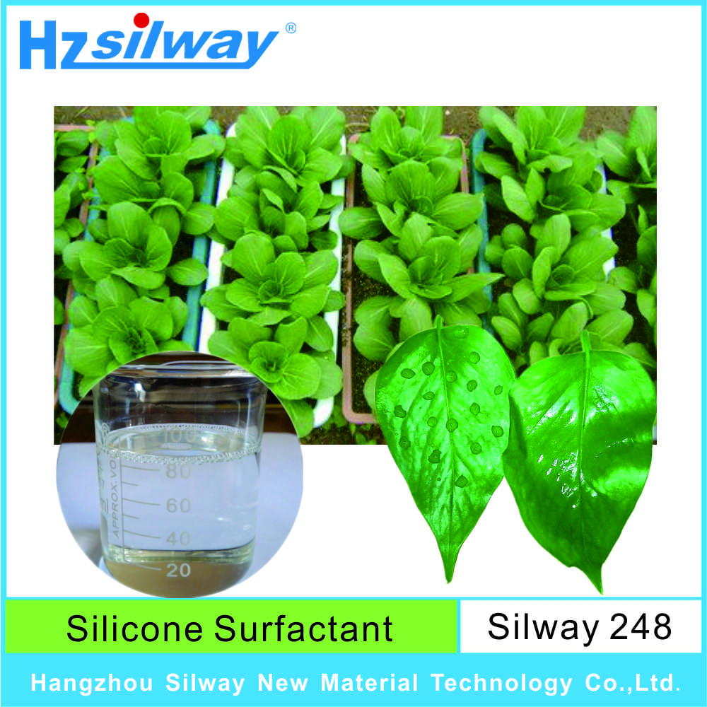 Hot Product Silway 248 wetting agent for Agricultral