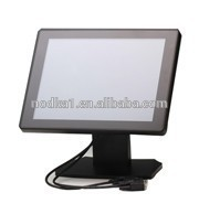 10.1'' Projected Capacitive touch monitor,1280*800,support DVI/VGA signal