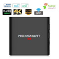 NEXSMART D32 1G 8G TV Box Smart TV Box Quad-core Android 5.1 Mini 4K Global Android TV Box google full hd 4k video