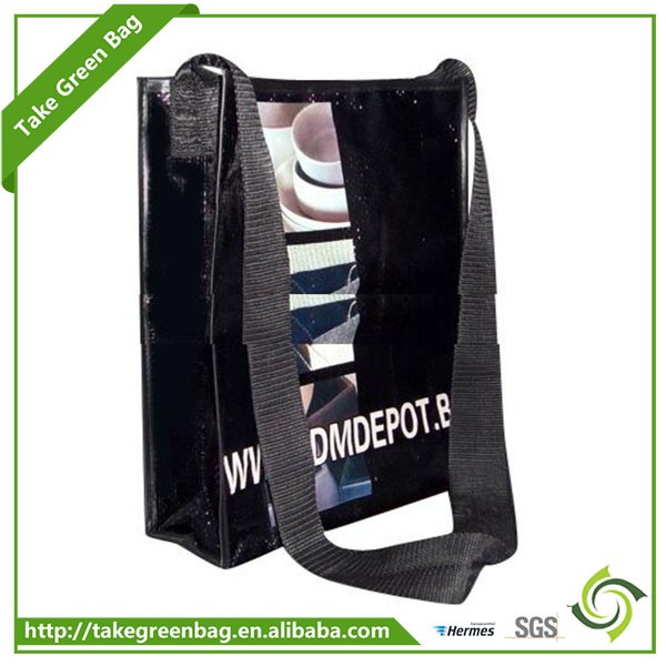 Custom stylish cheap eco-friendly reusable cotton foldable shopping bag