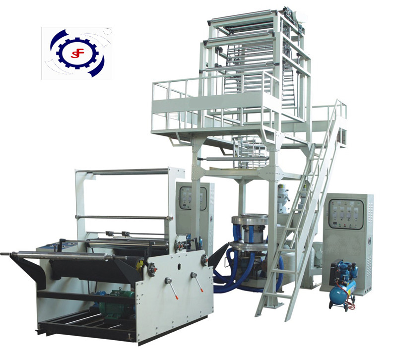2015 plastic film crushing machine