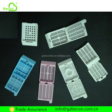Chemical Resistant Plastic Processing Tissue Embedding Cassettes