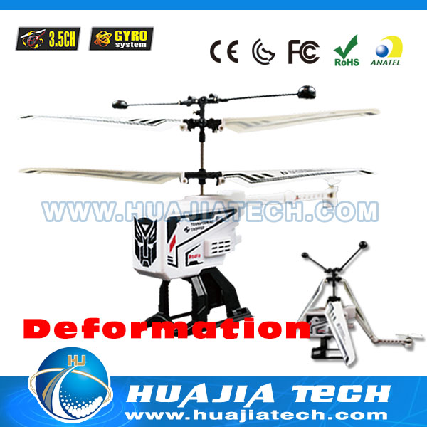 Latest 3.5 CH RC Helicopter Folding Body Helicopter For Sale double horse