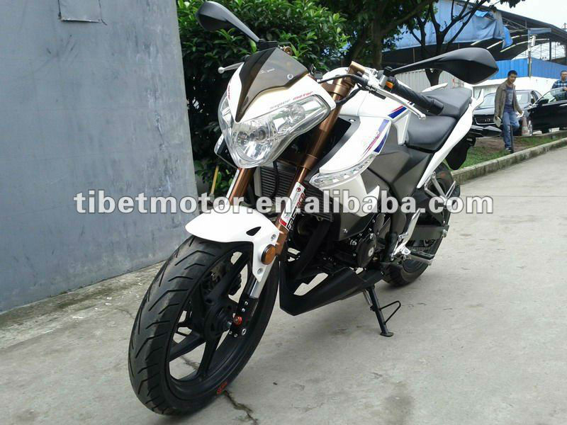 Super 4-stroke 250cc water cooled racing motorcycle for sale ZF250