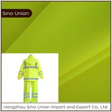 Top rated china wholesale high quality reflective safety cloth to buy from hangzhou factory supply fluorescent fabric