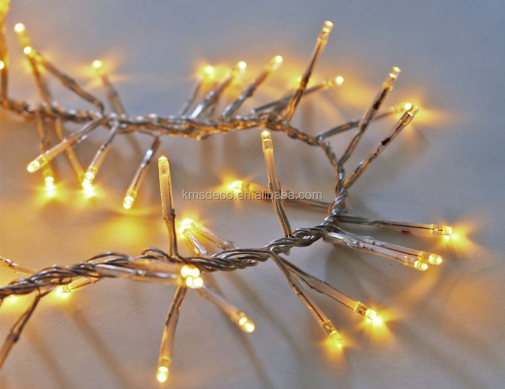 Unique design CE ROHS certificated connectable led christmas lights