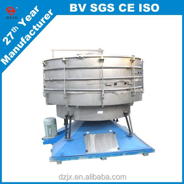 Multi-layered coca seed and grape seed tumbler screening separation machine