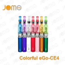 JOMO HOTTEST ego ce4+ e cigarete metal case with colour
