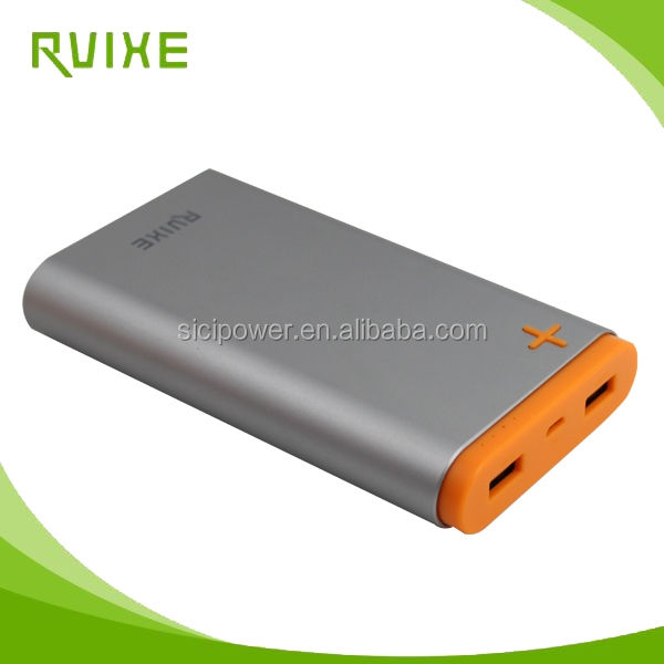 Online shopping 15000mAh usb power bank price list, distributors needed promotional gift items