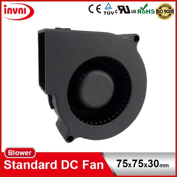 Standard SUNON 7530 75x30 75mm 75x75mm Small Laptop Computer 12V DC Centrifugal Fan Blower 75x75x30mm (PMB1275PNB1-AY (2).GN)