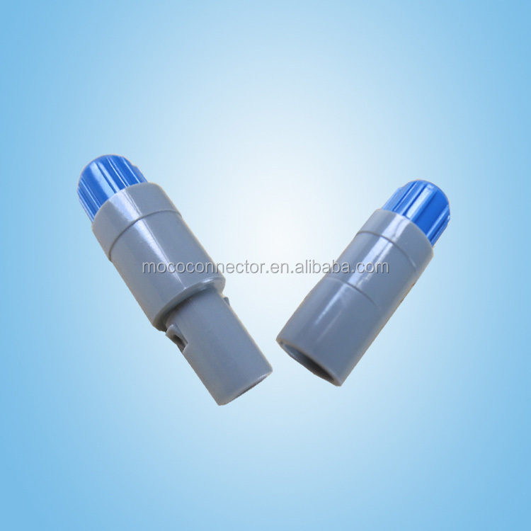 Factory direc sale PAG&PRG M14 2 pin to 14 pin plastic LED connector