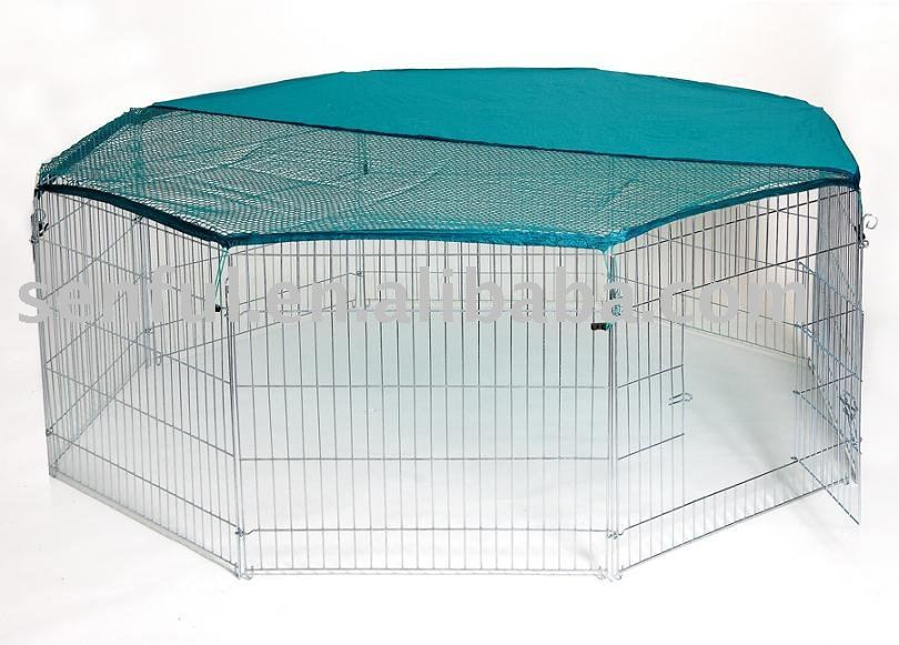 Pet Playpen Exercise Pen Dog Crate