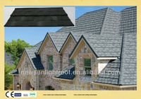 Classic Tile Colorful Stone Coated Steel Roof Tile/ roof waterproofing sheet/Stone Coated Roof Tile