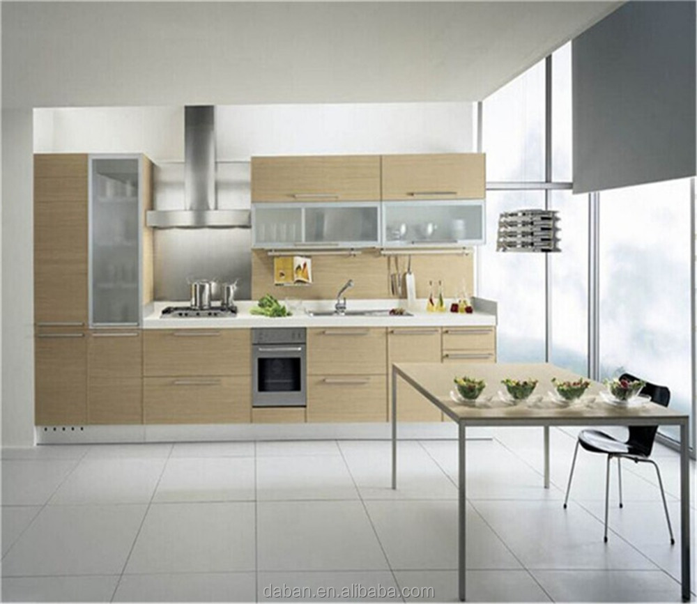 Wholesale kitchen cabinet cheap full set kitchen cabinet for Kitchen cabinets sets