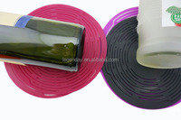 new products resistant kitchen silicone wine holder mat