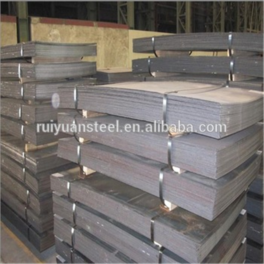 GB Mn13 High Manganese Steel DIN A128 Hot Rolled with factory price