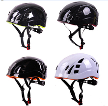 Competitive Price New rescue red safety climbing helmet for hot sale