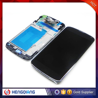 Factory Price Complete LCD Screen For LG Google Nexus 4, Top Selling Product LCD Touch Screen Digitizer with Frame For LG