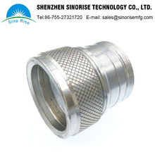 Stainless Steel Tube Internal Threaded Stainless Steel Threaded Bushing Threaded Bush