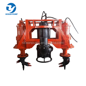 Hot Sales new type centrifugal submersible slurry pump for sand dredger
