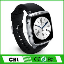 China Factory Z1 Android 512m + 4g Internet Video Call Big Screen Wrist Smart Watch Phone