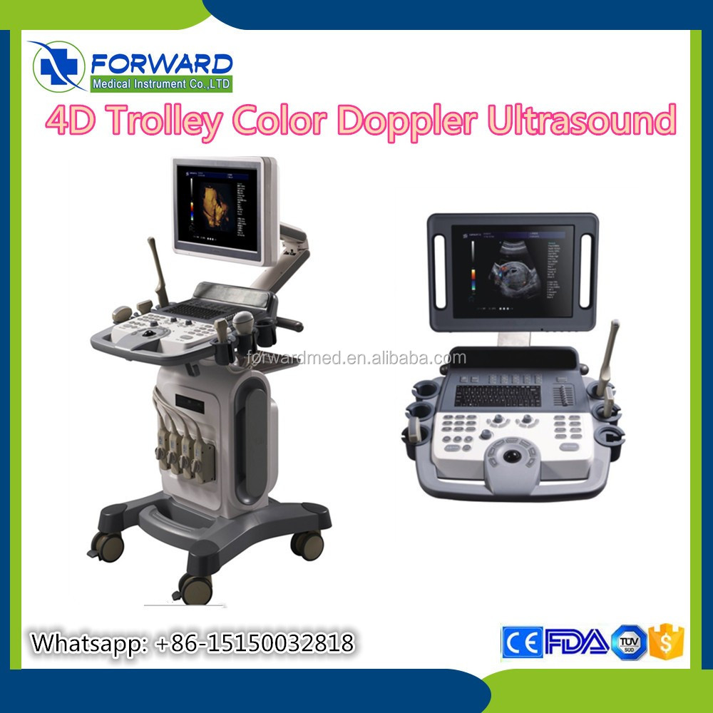 maquina de ultrasonido 3d 4d&doppler color ultrasonido equipos&eco doppler vascular